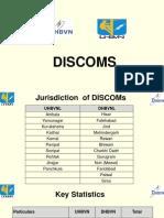 DISCOMs Presentation