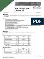 BH1750 humidity datasheet