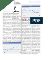 Asia Cargoes Pressure US Methanol Price