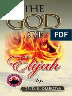 The God of Elijah - D. K. Olukoya