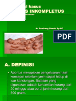 AB Incomplete _M Bayu Wicaksono_20060310041_ Dr. Bambang B. Sp.og