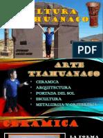 Presentacion de Teffito La Cultura Tiahuanaco