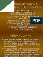 95. Struktur Modal Dan Biaya Modal Internasional MKI Warsono