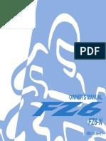 Manual FZ6