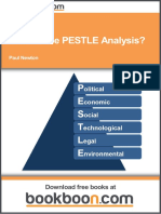 what is the pestle analysis