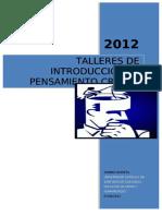 Talleres Al IPC 2012