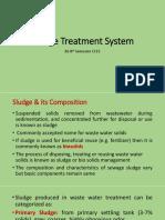 Sludge Treatment SYstem-1
