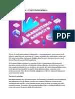 Key Tactics the Pros Use for Digital Marketing Agency