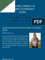 DISPOSICIONES COMUNES A LAS SUCESIONES TESTAMENTARIA Y LEGÍTIMA.pdf
