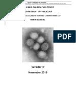 Virology User Manual