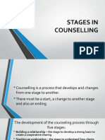 Stages in Counselling 2