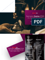 Guia Semana Santa 2019 - Comunidad de Madrid