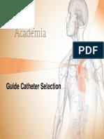 Medtronic Guiding Catheter Training