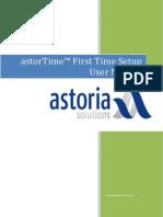 Astor Time Complete User Manual