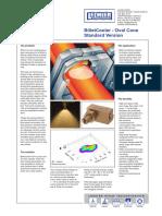 BilletCooler Oval Cone Techn Datenblatt Lechler GB