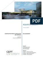 Group-6 Aquatics Gallery Report Risk Assessment