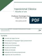 Lógica Proposicional Clássica