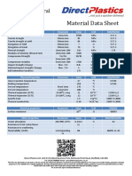 Nylon 6.6 Data Sheet