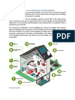 Go Green Architecture - Green Building Tips With BIM Modeling