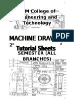 Machine Drawing Book By Nd Bhatt Pdf