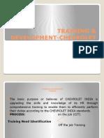 T& D project ppt