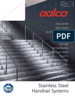 Aalco Stainless Steel Handrail Systems
