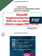 Clase 09 Implementacion SGC ISO  15189.pdf