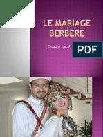 Le Mariage Berbere 1