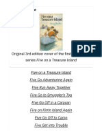 The Famous Five (Novel Series) - Wikipedia