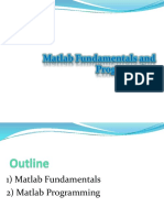Matlab Fund Prog
