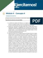 API 4 Integracion Regional
