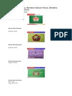 Bendera Pramuka