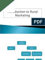 Rural Marketing...Final