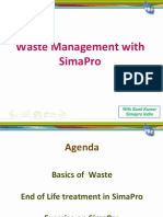 Waste Mgmt. With SP'WebEx' (1)