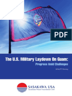 The U.S. Military Laydown on Guam