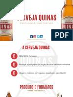 cerveja quinas