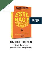 EsteNaoeMaisUmLivroDeDieta BONUS CienciaDeAraque (1)