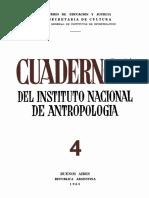 Leyendas y Supersticiones del Iberá (Perkins Hidalgo 1963)