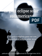 Solar Eclipse VAC Spanish