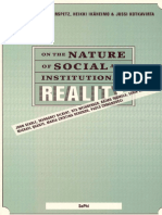 SEARLE-The Nature of Social Reality