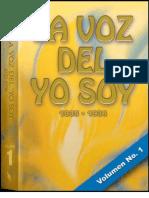 (Jorge a. Carrizo) - La Voz Del Yo Soy