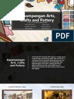 Kapampangan Arts, Crafts and Pottery.pptx