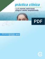 GUIA Atencion Soporte Nutricional Pacientes CON CANCER
