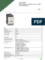 Motor Starter Components Finder_LC1D12M7