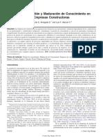 Modelo de Gestion de Conocimiento en Empres Construct-Arriagada-Alarcon-2014
