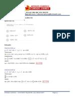 Tarefa de Cálculo II Em 04 Nov 2019 - Arian