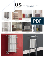 Designer Radiators and Towel Rails Add a Touch of Perfection