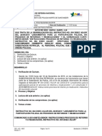 Acta Nº 0234 Socialización Alertas Tempranas
