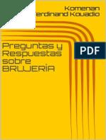 Preguntas y Respuestas sobre BRUJERIA (Spanish Edition) - Komenan Ferdinand Kouadio.pdf