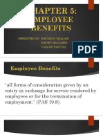 Chapter 5 Employee Benefits